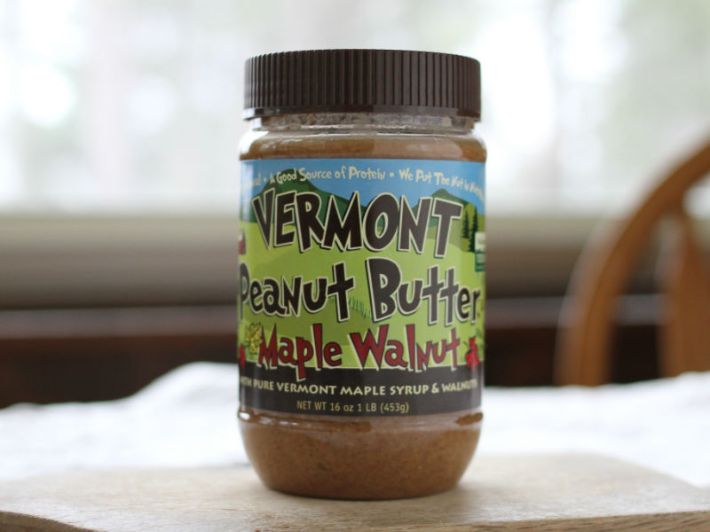 Specialty Food Sales - Vermont Peanut Butter